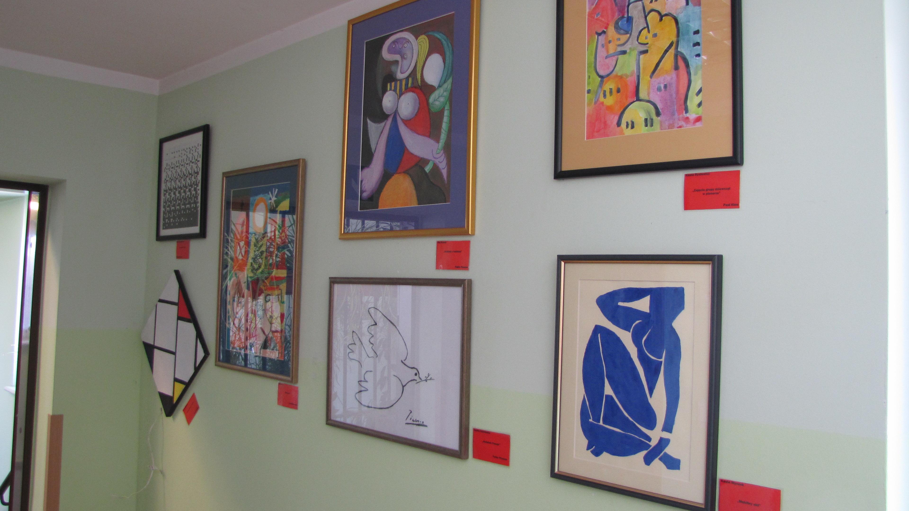 Szkolna galeria sztuki