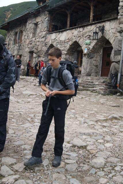 Fakultet tyrystyczny - wyprawa w Tatry